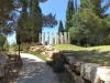 Skulptūra Yad Vasheme, prie vaikų memorialo, kuri simbolizuoja Holokausto metu nužudytus įvairaus amžiaus žydų vaikus