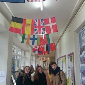 AISV mokykloje